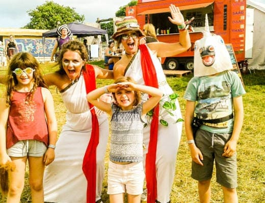Nozstock Family Friendly Festivall