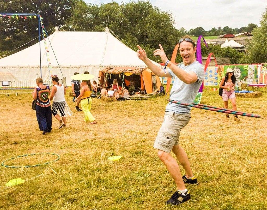 Nozstock Family Friendly Festivall