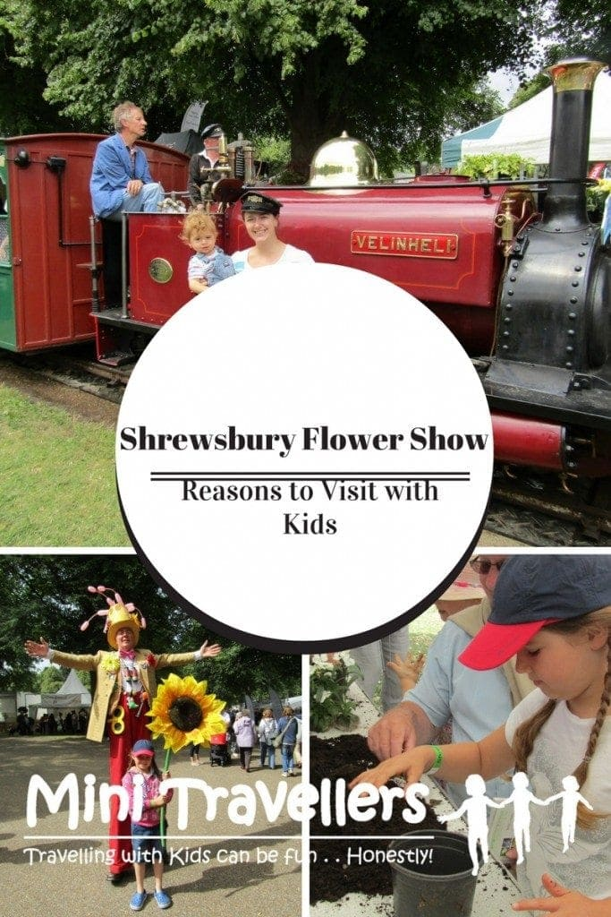 Reasons to Visit Shrewsbury Flower Show