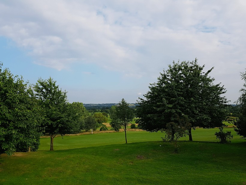 Weekend at Belton Woods, Lincolnshire