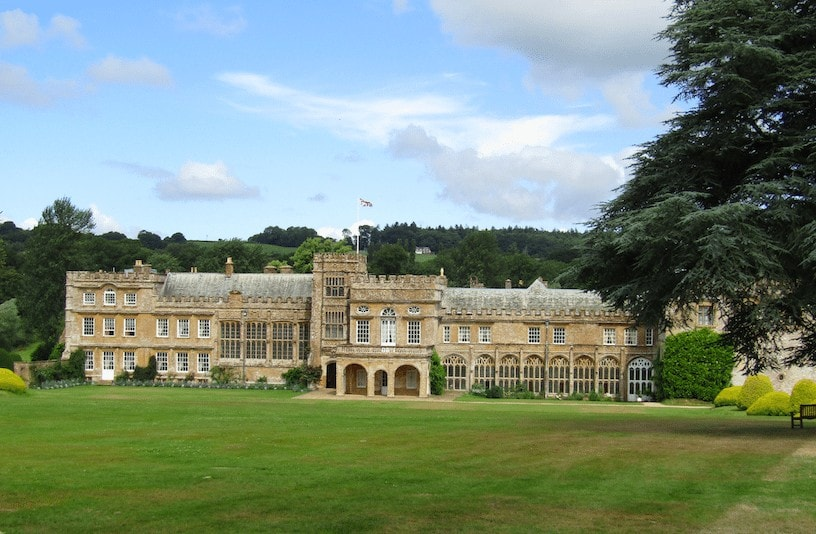 Forde Abbey Historic House & Gardens