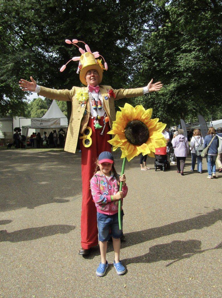 The Shrewsbury Flower Show