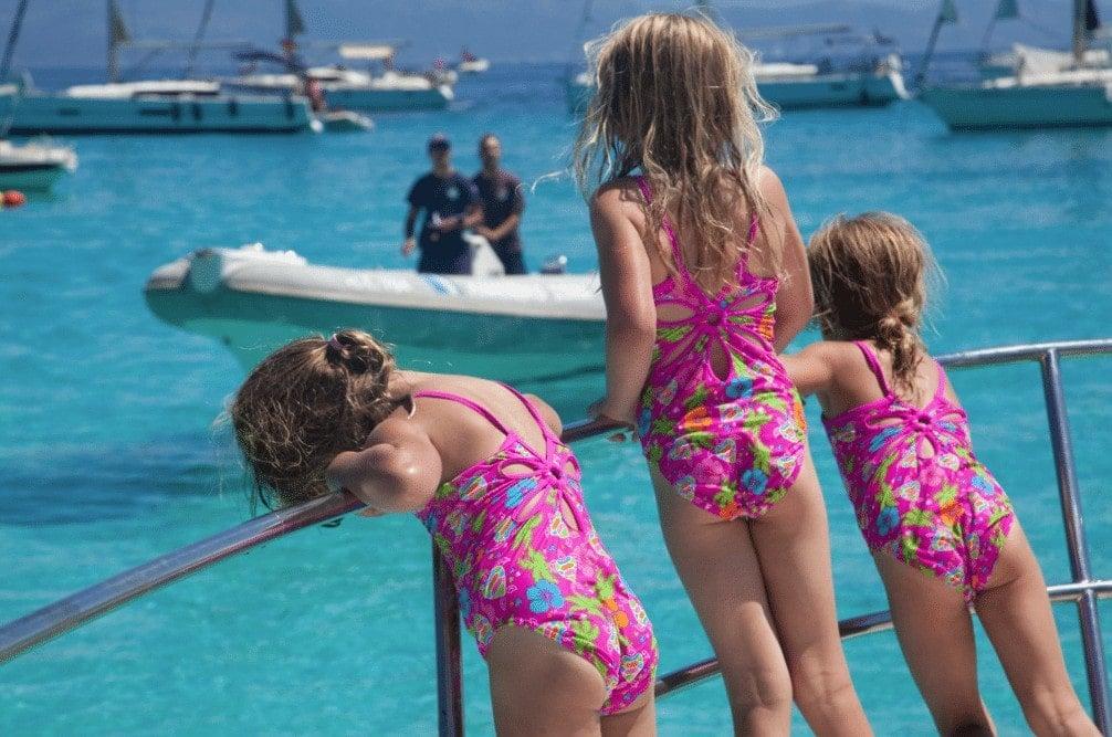 Travel Tips: Garnier Easy Peasy Kids Range