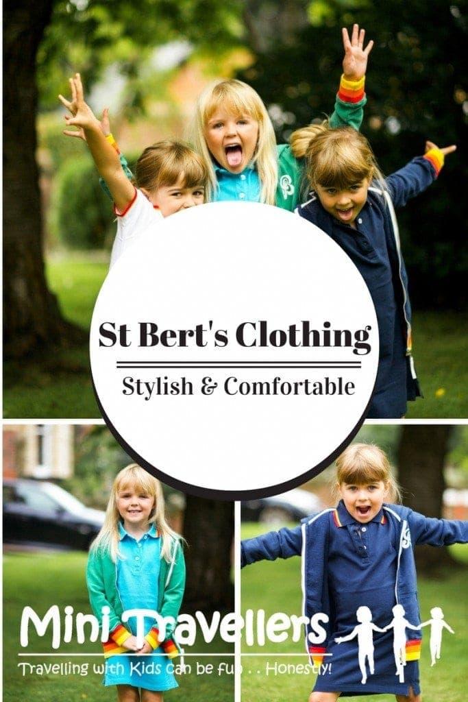 St Bert's Clothing