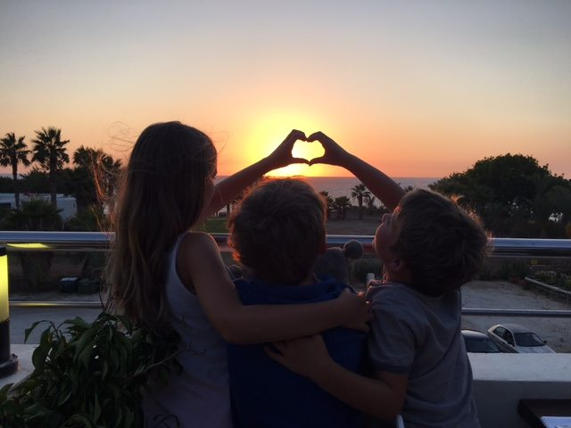 When a Family Holiday Doesn't Quite Go to Plan – Thank Goodness for Natasha Berlinski