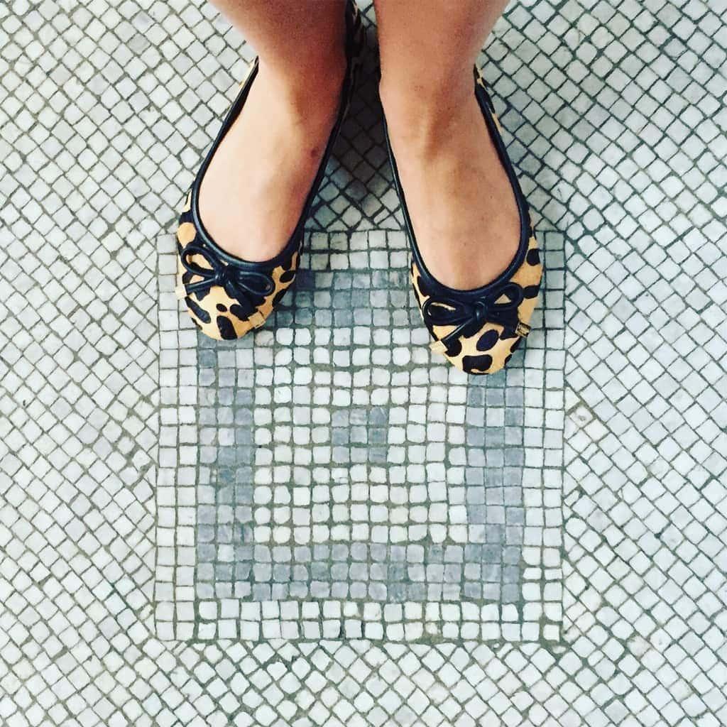 A Weekend On My Feet