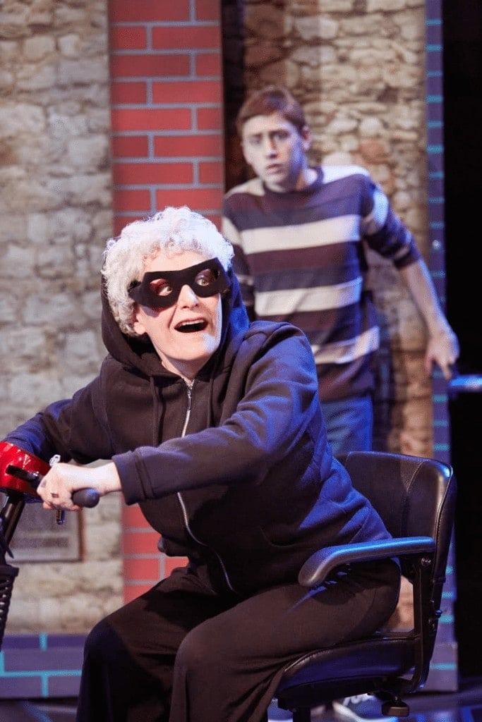 Gangsta Granny www.minitravellers.co.uk