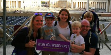 Rome4Kids Vatican Tour www.minitravellers.co.uk