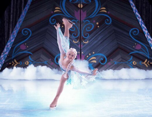 Disney on Ice presents Frozen www.minitravellers.co.uk