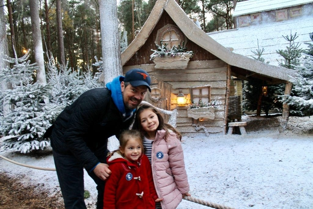 Visiting Lapland UK - where magic does really exist!