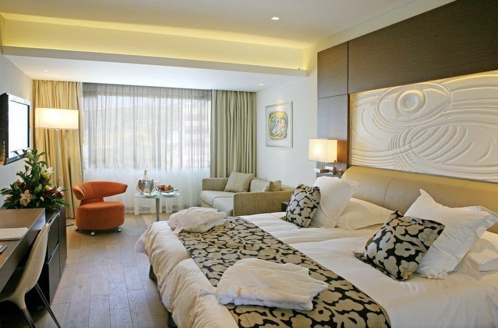 Amathus Beach Hotel Limassol Cyprus www.minitravellers.co.uk