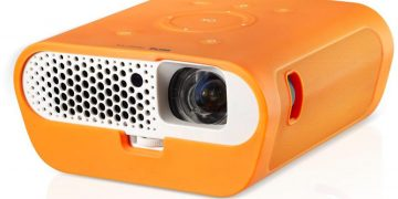 BenQ GSi Projector www.minitravellers.co.uk