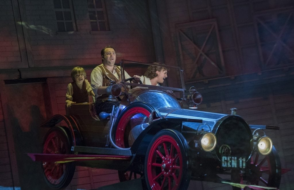 Our Review of Chitty Chitty Bang Bang Musical www.minitravellers.co.uk