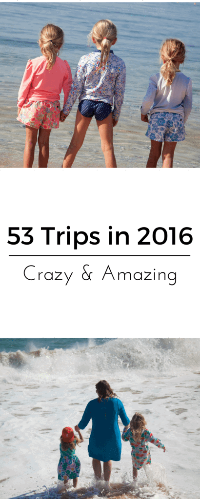 53 Trips in 2016 Our Year in Review www.minitravellers.co.uk