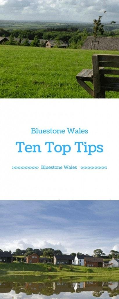 Bluestone Wales Ten Top Tips www.minitravellers.co.uk