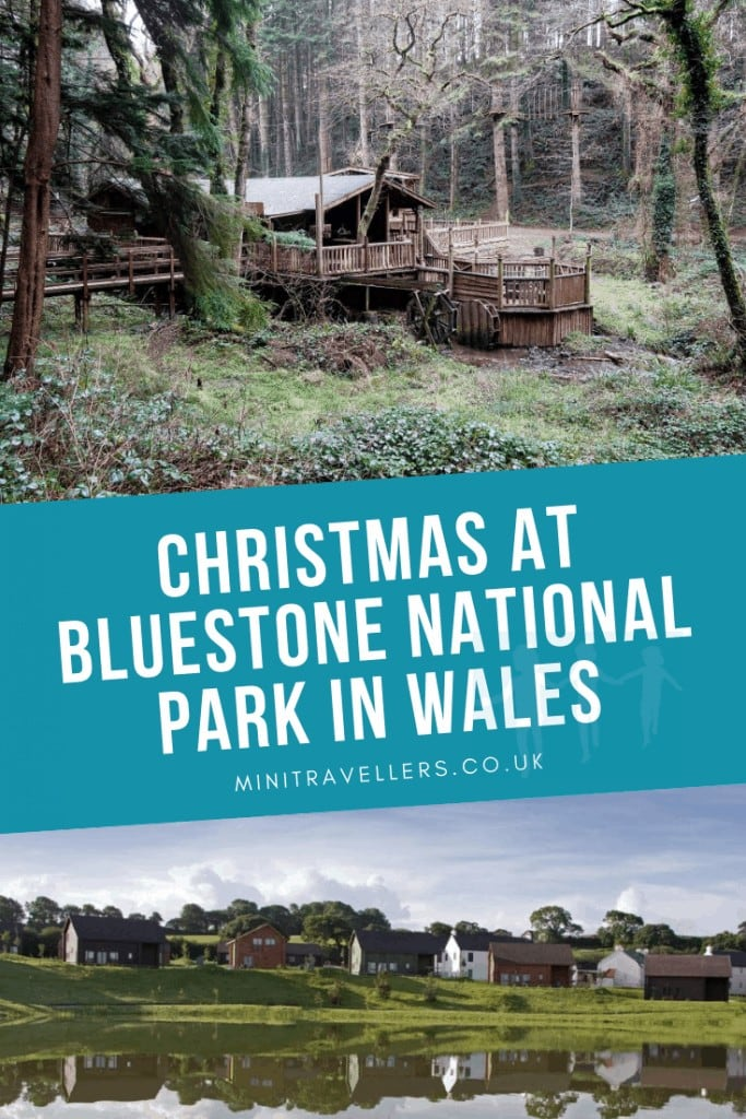 Christmas At Bluestone National Park In Wales
