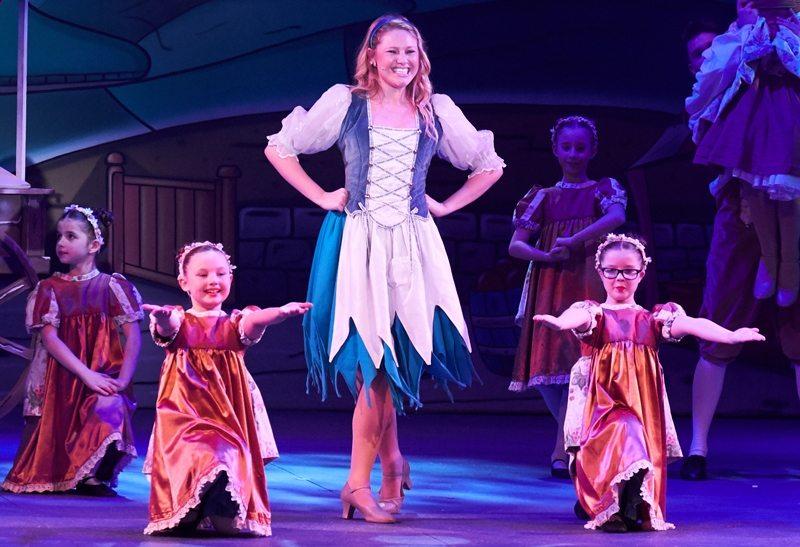 Cinderella Pantomine at The Floral Pavilion, New Brighton