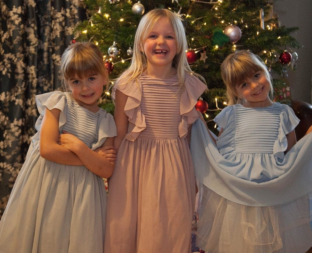 Rocking around the Christmas Tree www.minitravellers.co.uk
