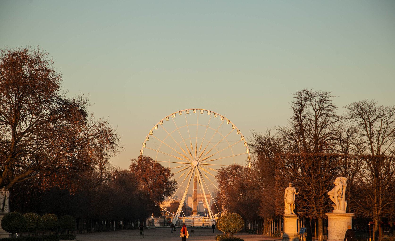 Things to do in Paris with Toddlers