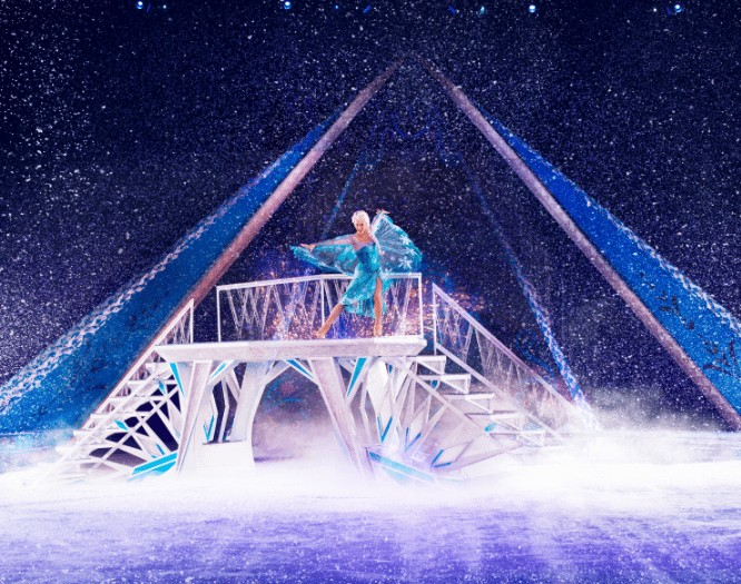 Disney on Ice Presents Frozen – Our Review www.minitravellers.co.uk