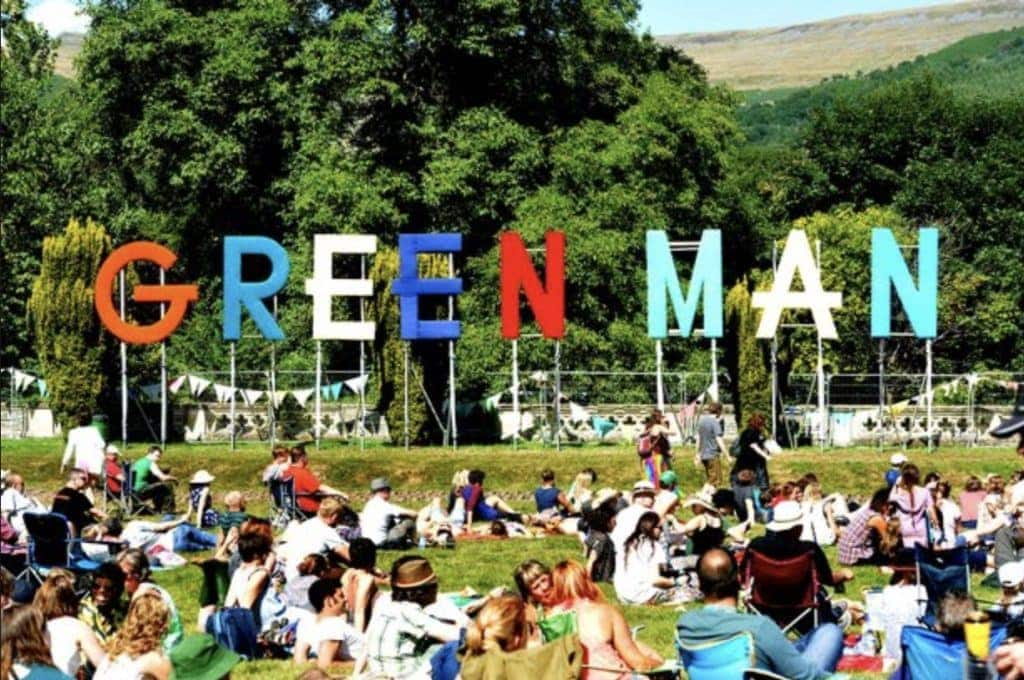 Green Man Festival - Part of my guide to the top UK family friendly festivals in 2018