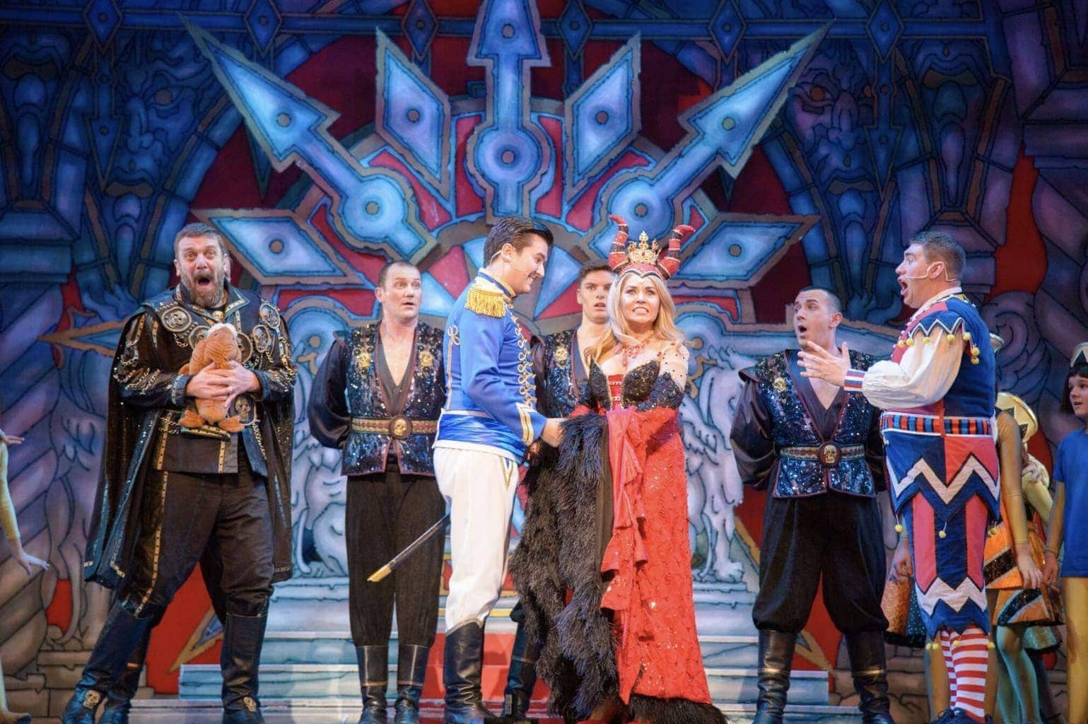Review of Snow White Pantomime, Liverpool Empire