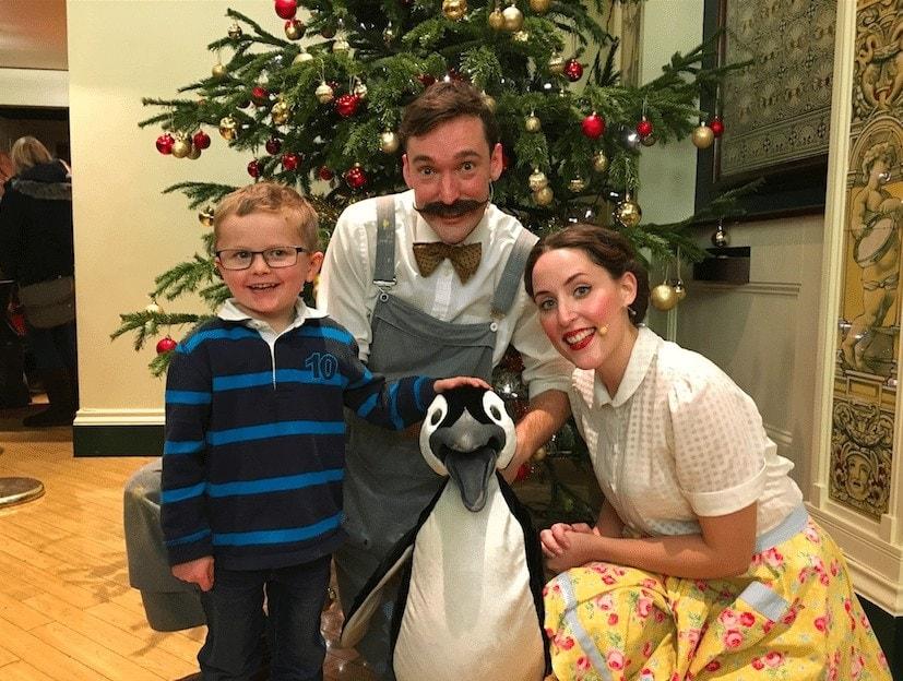 Mr Popper's Penguins www.minitravellers.co.uk