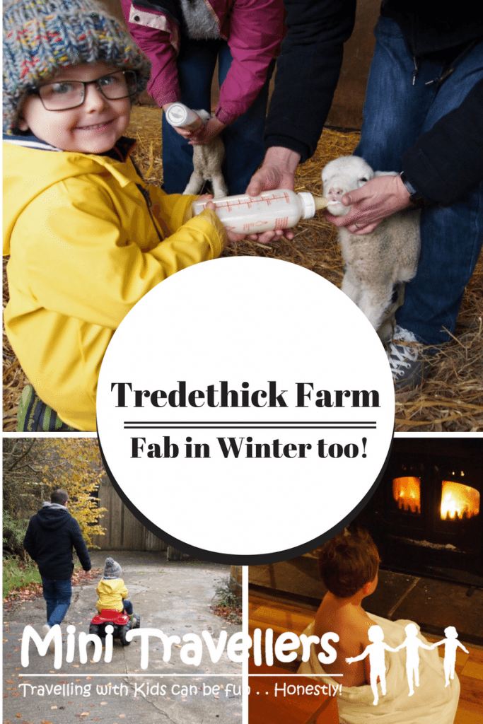 Tredethick Farm Cottages Cornwall www.minitravellers.co.uk