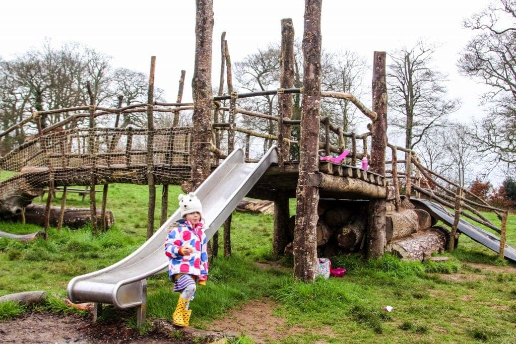 5 Reasons it is Worth Visiting The Lost Gardens of Heligan in the Rain with Kids? www.minitravellers.co.uk