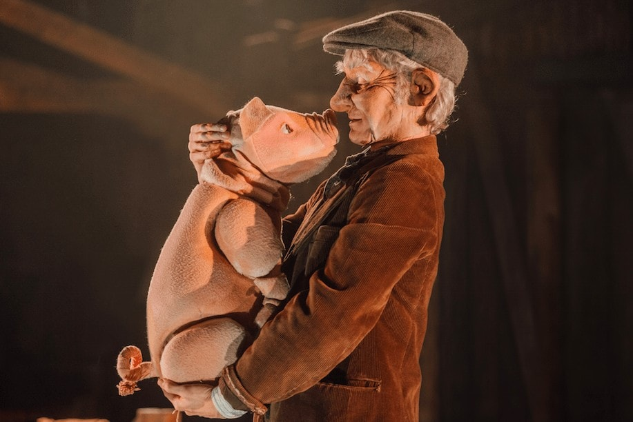 Babe The Sheep Pig UK Tour www.minitravellers.co.uk