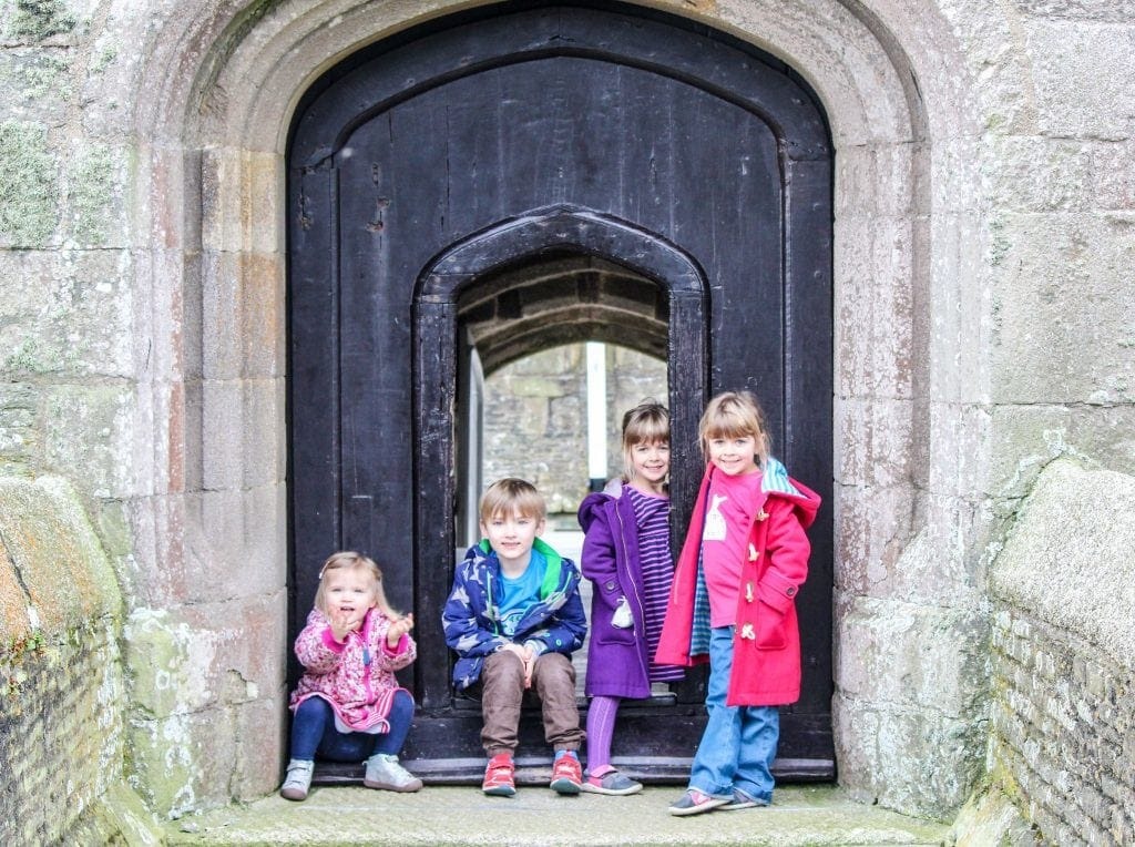 5 Reasons to Visit St Mawes Castle, Cornwall with Kids