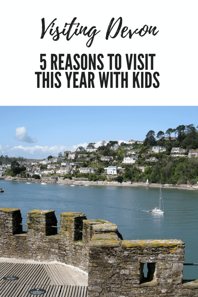 Visiting Devon 5 Reasons to Visit this year with Kids www.minitravellers.co.uk