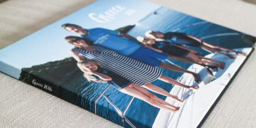 Review: Bespoke Photo Books by Ella's Books www.minitravellers.co.uk