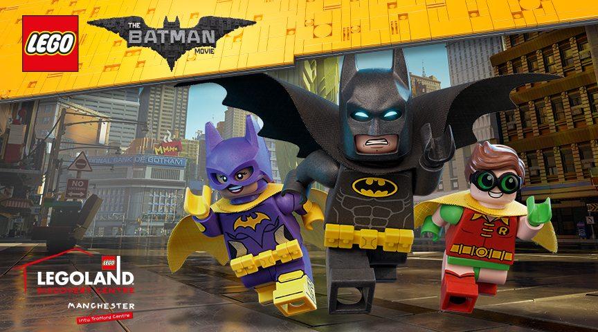 Review of Legoland Discovery Centre Manchester – Special Theme Lego Batman