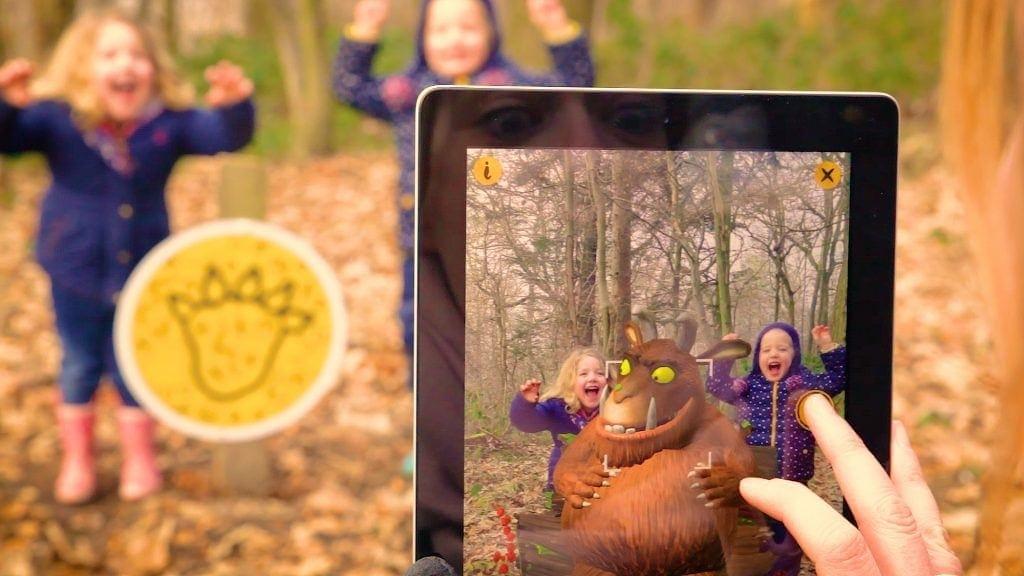 The Gruffalo Spotter www.minitravellers.co.uk