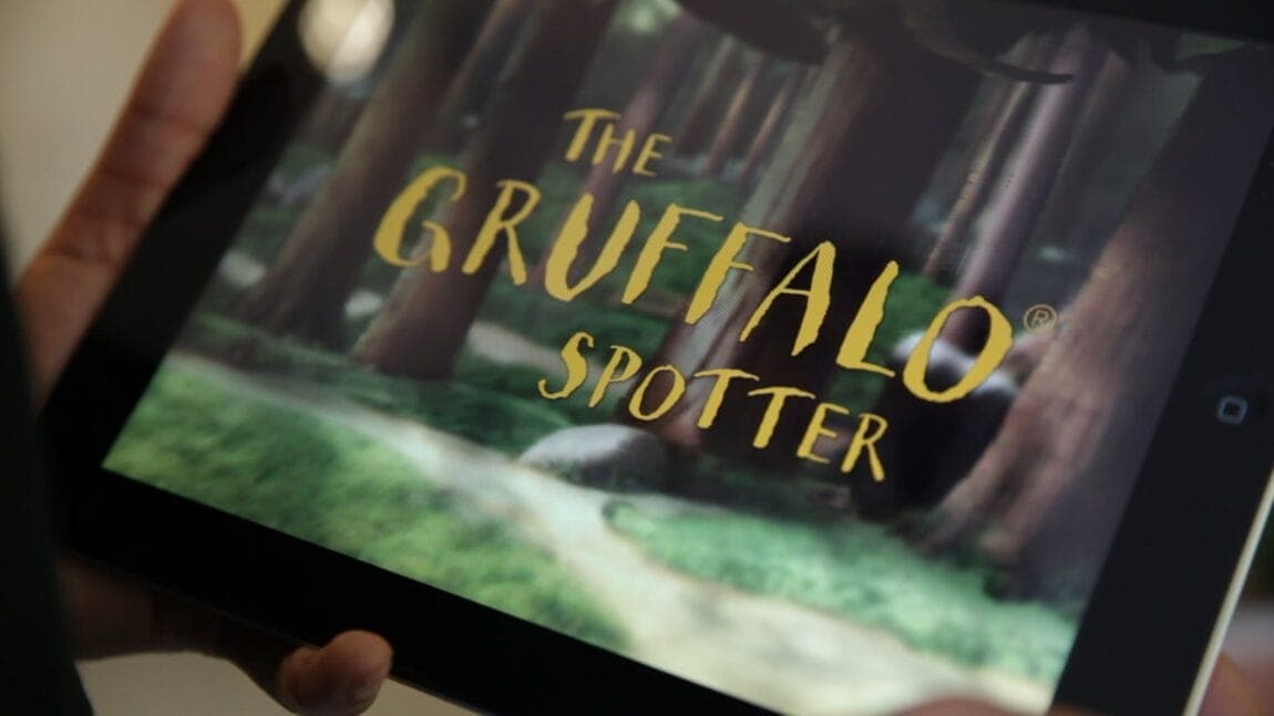 The Gruffalo Spotter www.minitravellers.co.uk