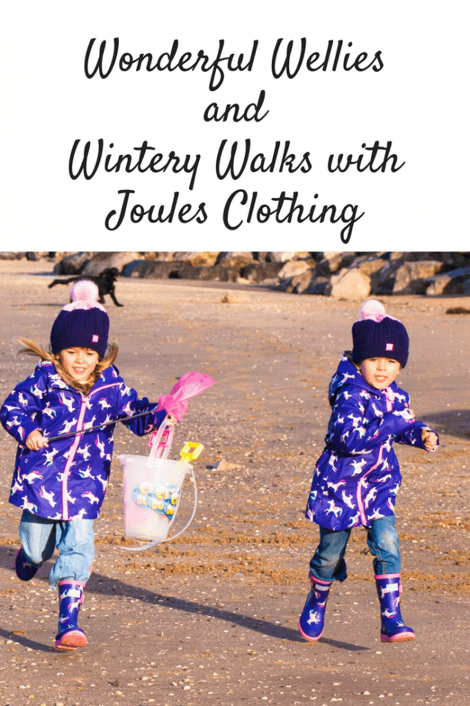 Wonderful Wellies and Wintery Walks with Joules Clothing www.minitravellers.co.uk