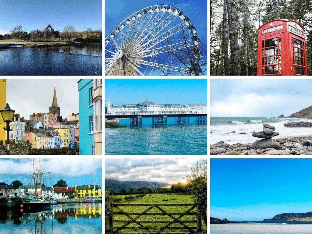#UKexplore February 2017 www.minitravellers.co.uk
