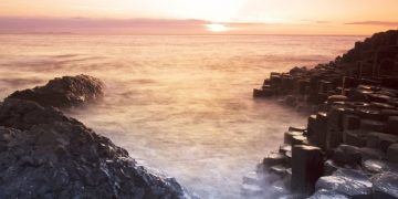 Giants Causeway, as featured in my guide of National Trust days out in Northern Ireland