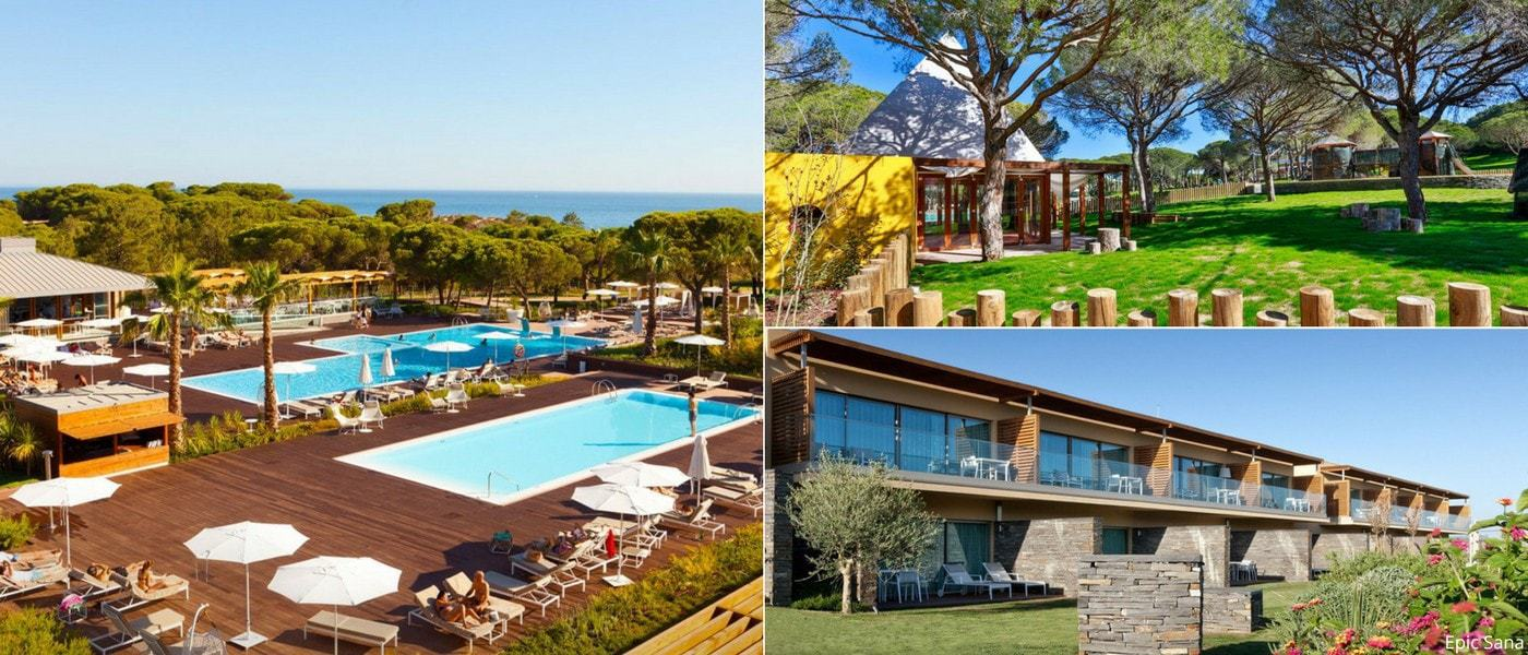 Family Friendly Hotels with Apartments and Villas