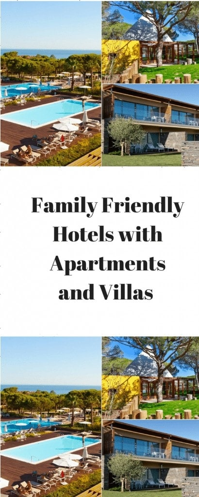 Family Friendly Hotels with Apartments and Villas www.minitravellers.co.uk
