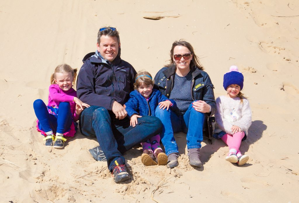 Family Day Out at Formby Sand Dunes www.minitravellers.co.uk
