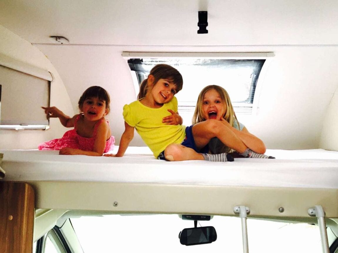 Ten Top Tips | First Time in a Motorhome with Kids www.minitravellers.co.uk