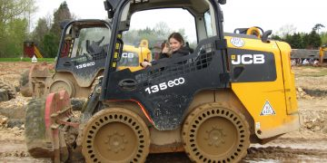 Digger Land in Devon - Our Family Review www.minitravellers.co.uk
