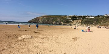 The Park, Mawgan Porth, Cornwall | Family Holiday www.minitravellers.co.uk
