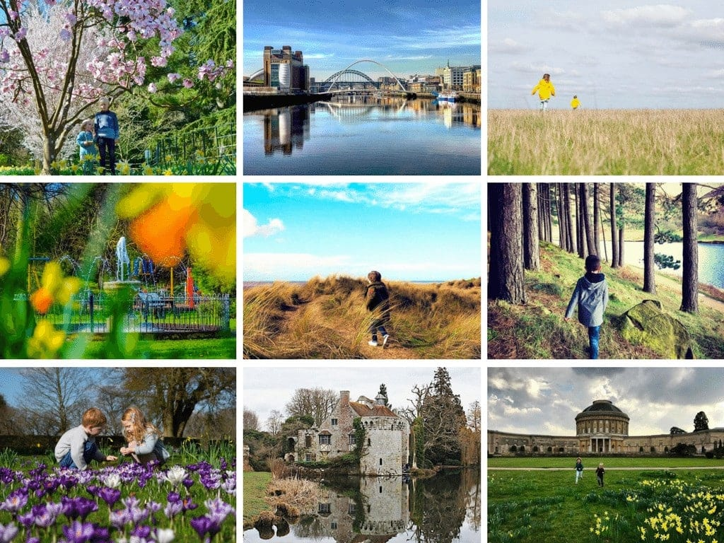 #UKexplore March 2017 www.minitravellers.co.uk