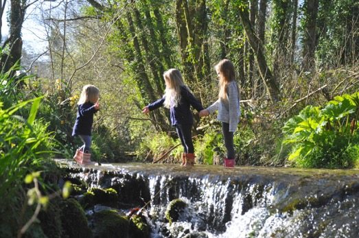 Rumsdale Cottage   Family Friendly Cottage in Lanreath Cornwall www.minitravellers.co.uk