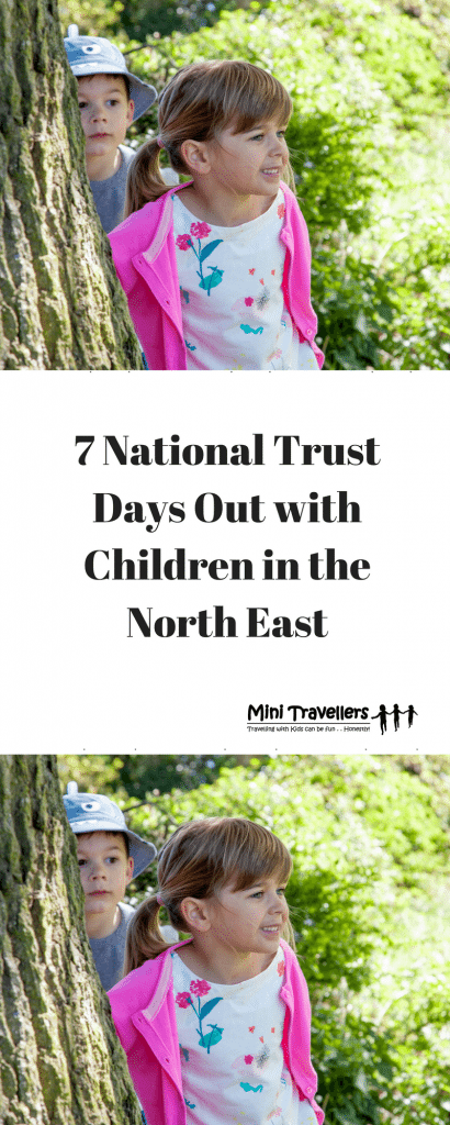 7 National Trust days out with Children in the North East www.minitravellers.co.uk