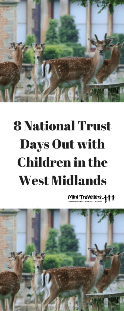 National Trust Days Out with Children in the East Midlands