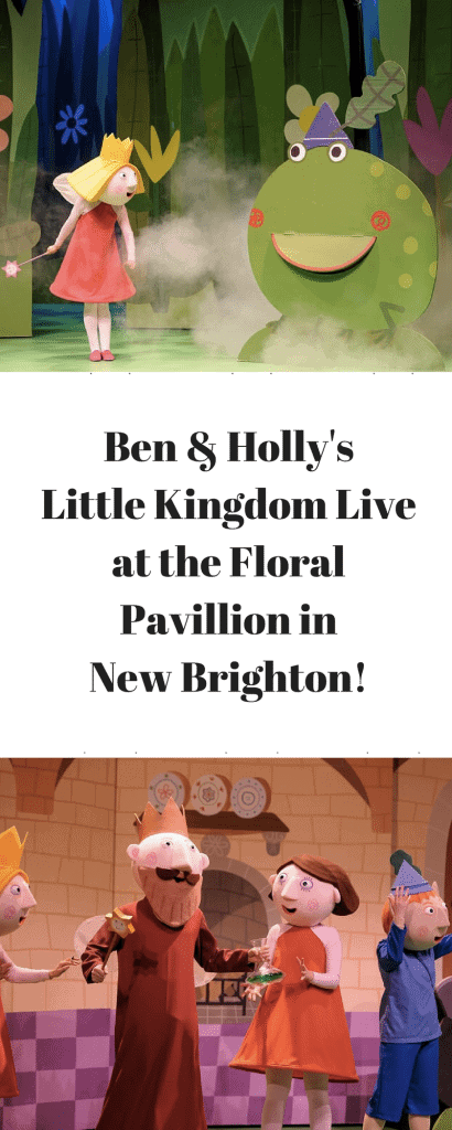 Ben & Holly's Little Kingdom Live at the Floral Pavillion in New Brighton